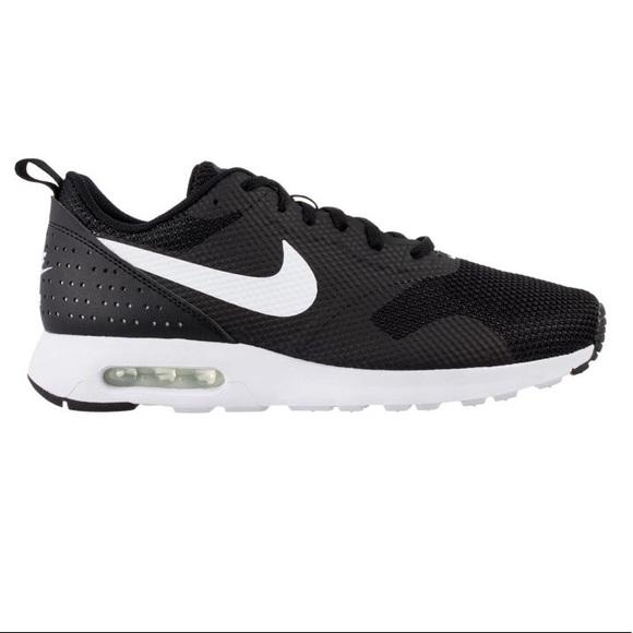 03788177a9b Men s Nike Air Max Tavas - Black   White. M 5ae73a8e3a112ed9f93b727f